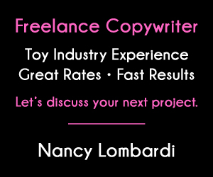 Nancy Lombardi Freelance Copywriter