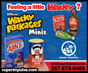 Super Impulse - Wacky Packages Minis